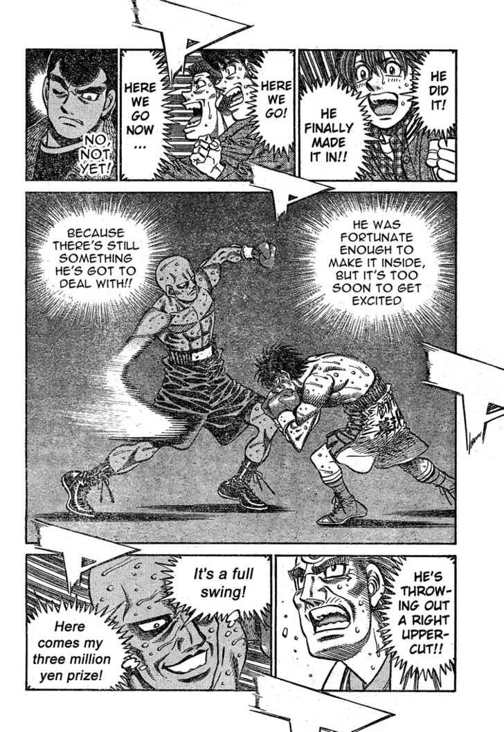 Hajime no Ippo 782 Page 2
