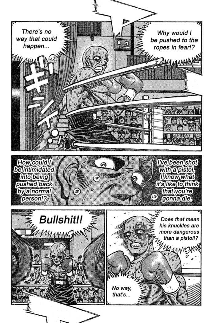Hajime no Ippo 784 Page 2