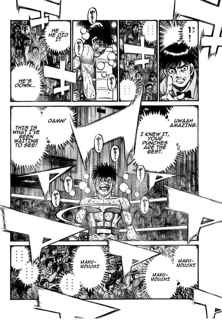 Hajime no Ippo 788 Page 2