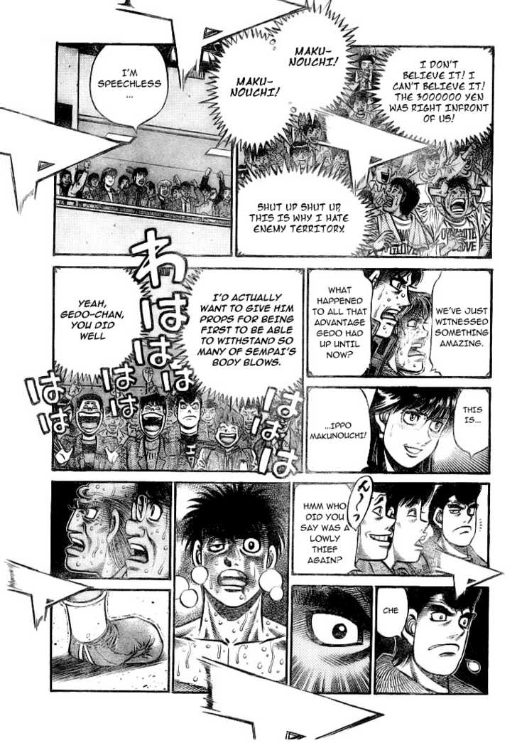 Hajime no Ippo 788 Page 3
