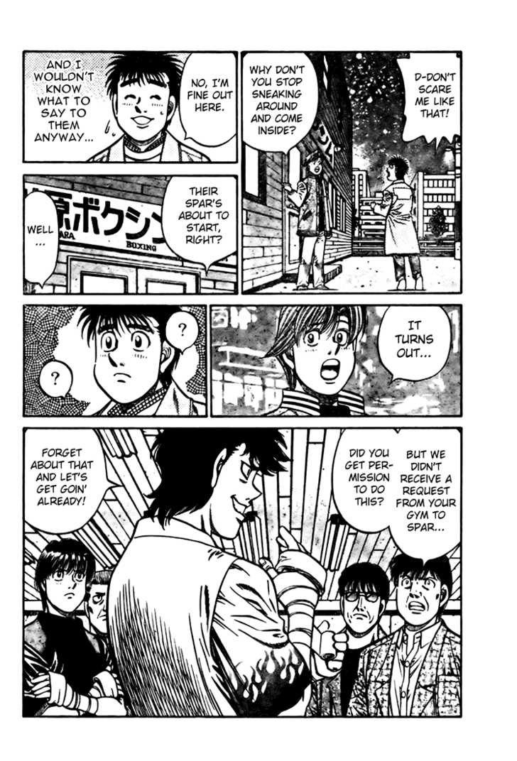Hajime no Ippo 809 Page 2