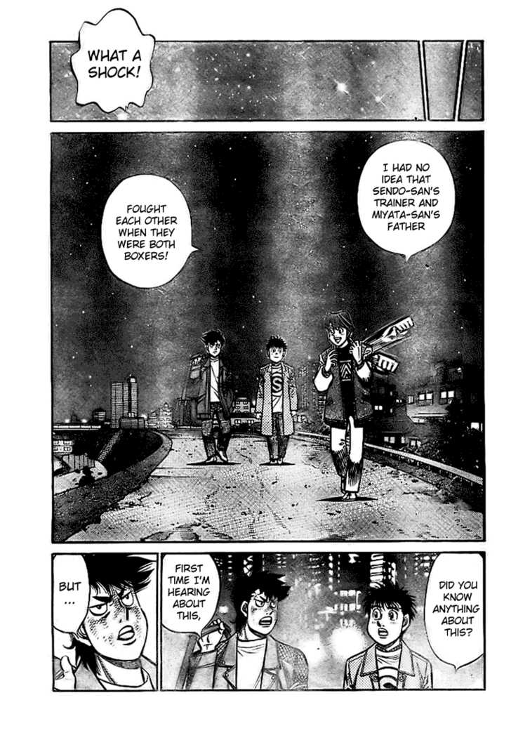 Hajime no Ippo 812 Page 3