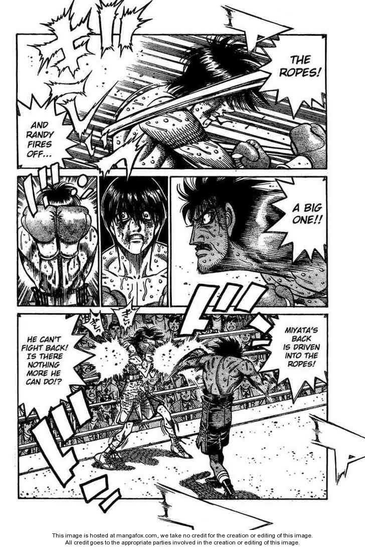 Hajime no Ippo 840 Page 2