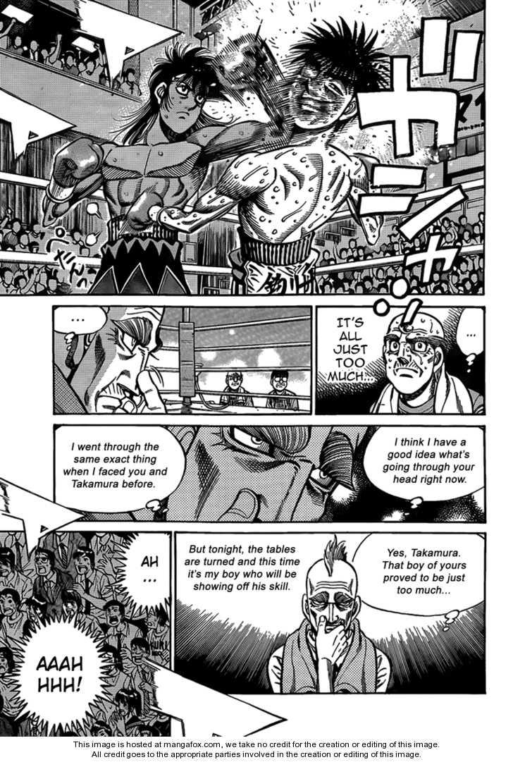 Hajime no Ippo 886 Page 3