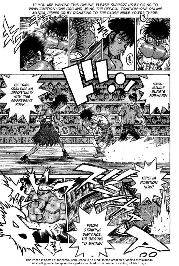 Hajime no Ippo 888 Page 3