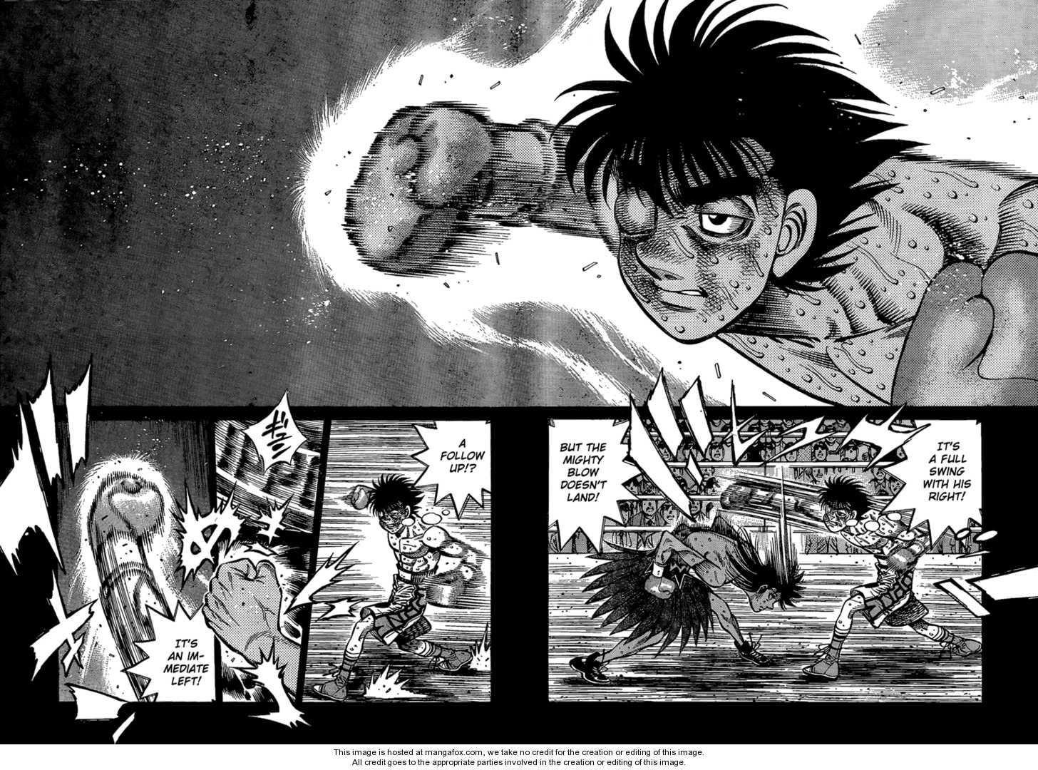 Hajime no Ippo 888 Page 4