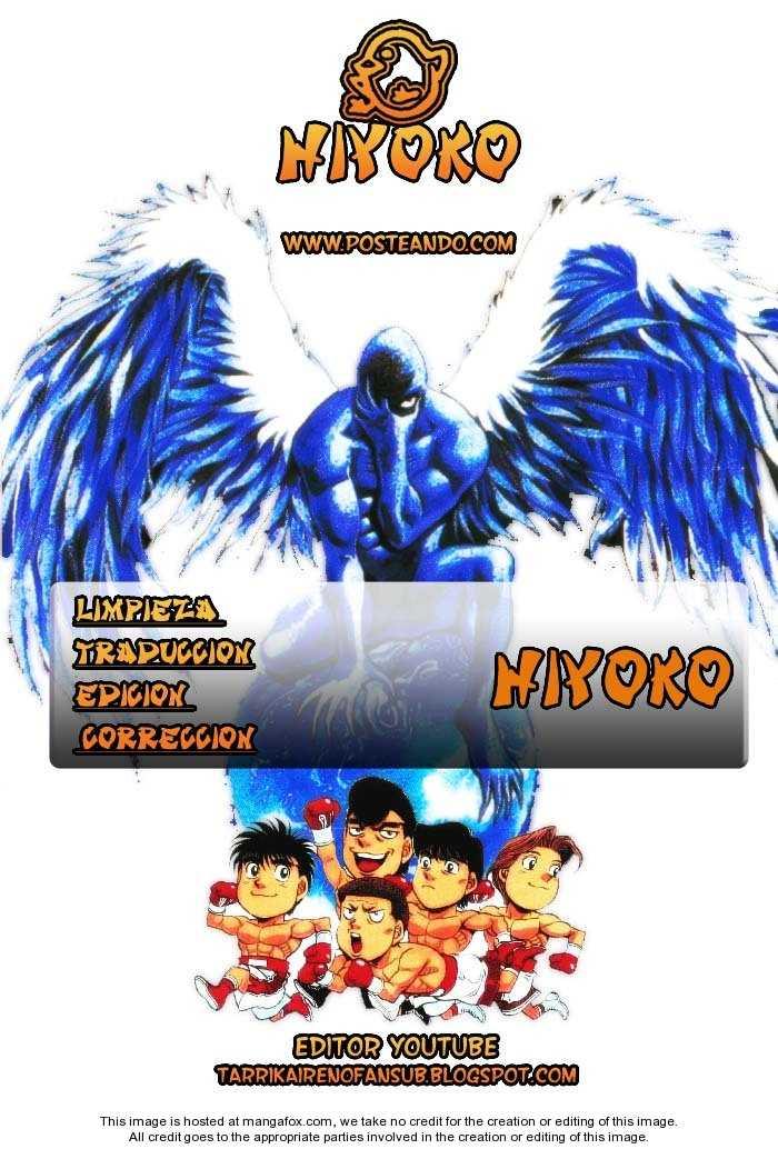 Hajime no Ippo 894 Page 1