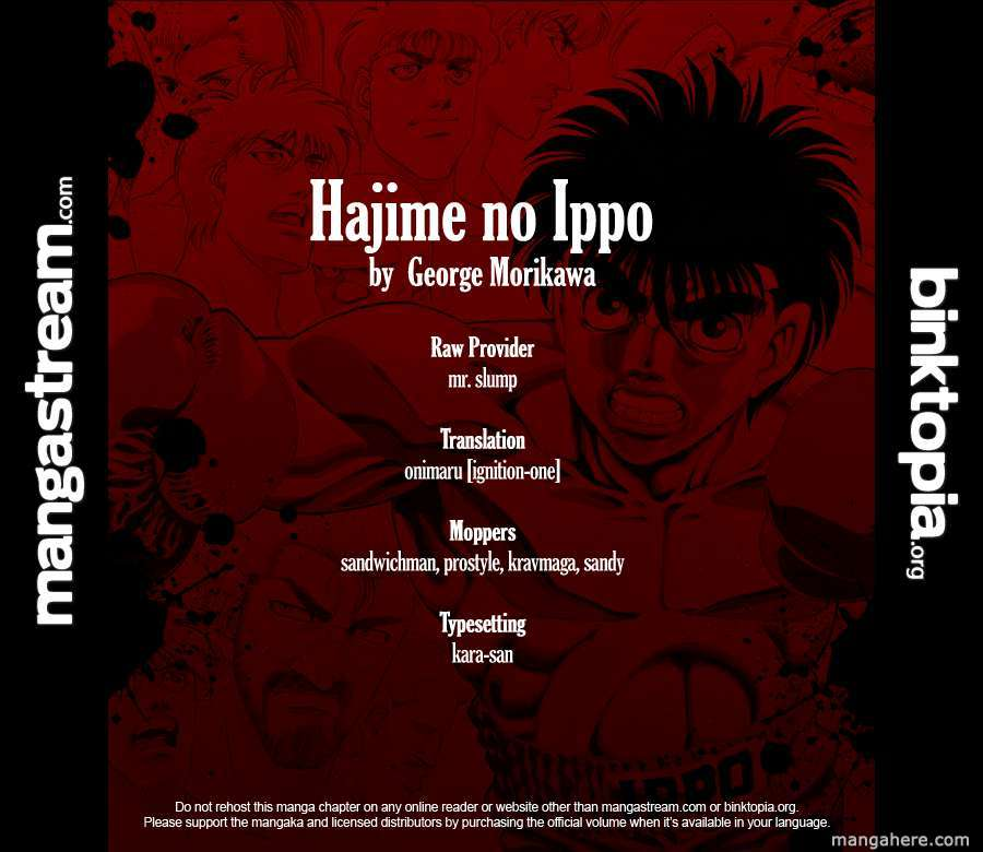 Hajime no Ippo 925 Page 2