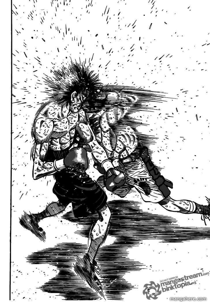Hajime no Ippo 939 Page 7