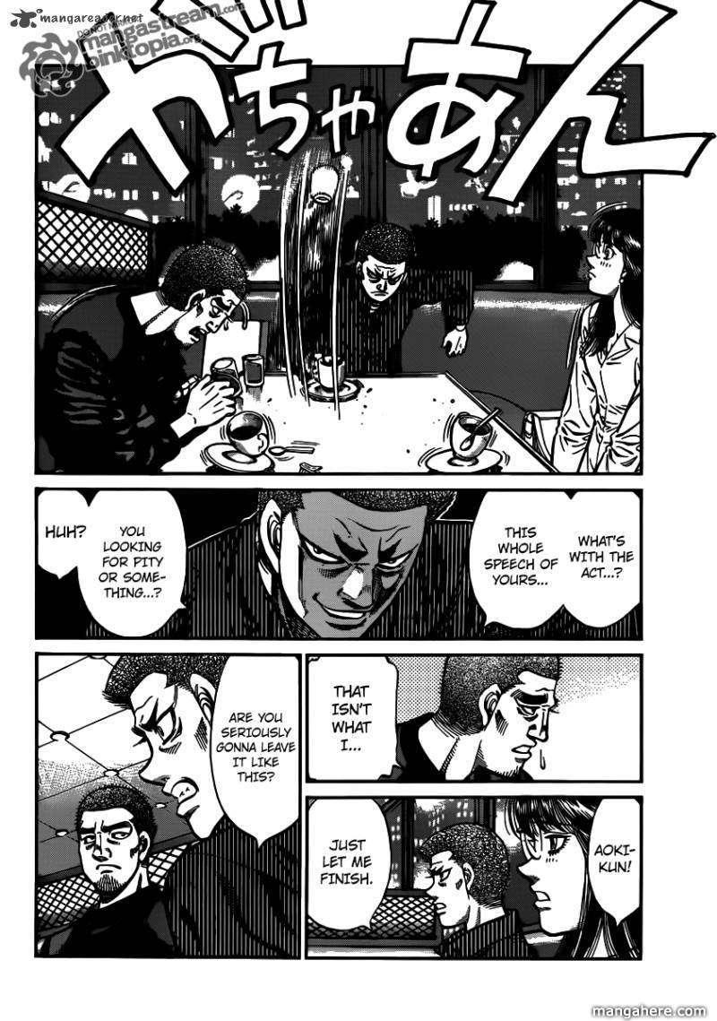 Hajime no Ippo 946 Page 2
