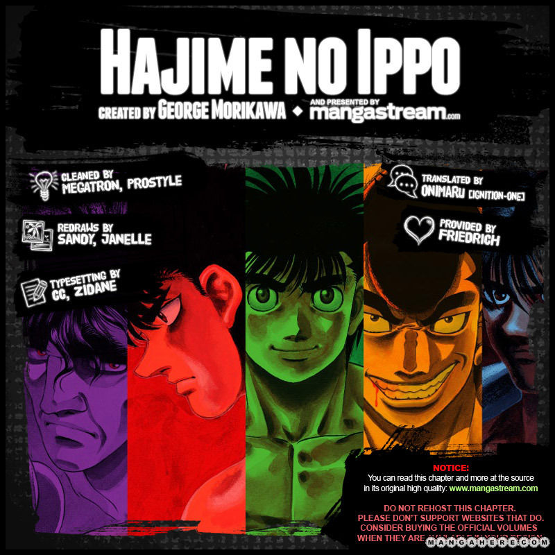 Hajime no Ippo 959 Page 2