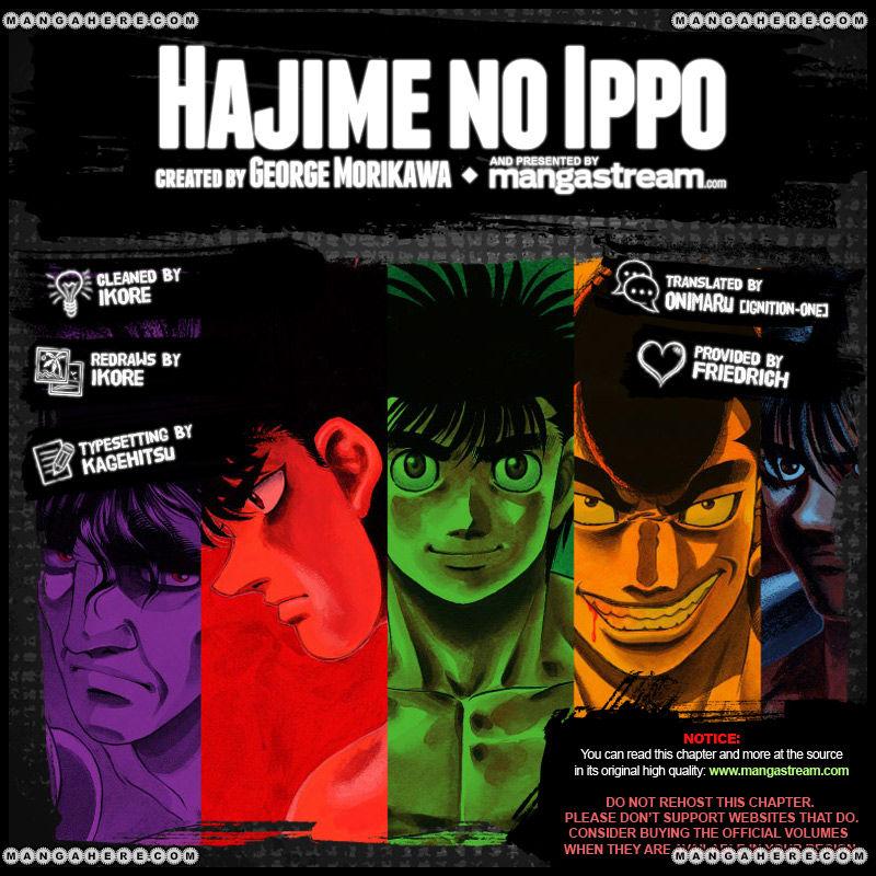 Hajime no Ippo 978 Page 2