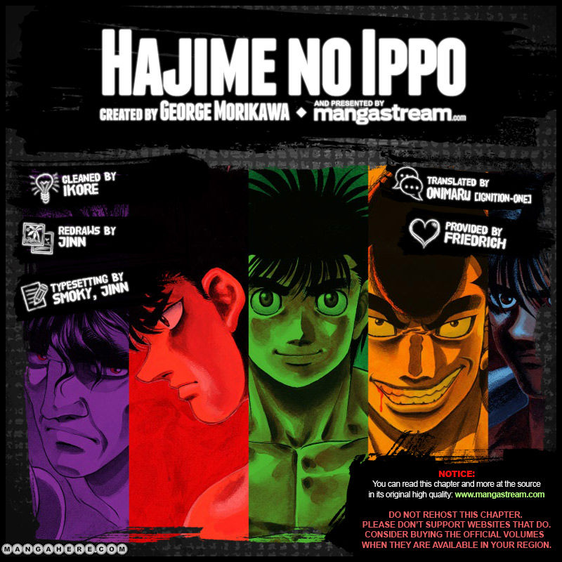 Hajime no Ippo 995 Page 2
