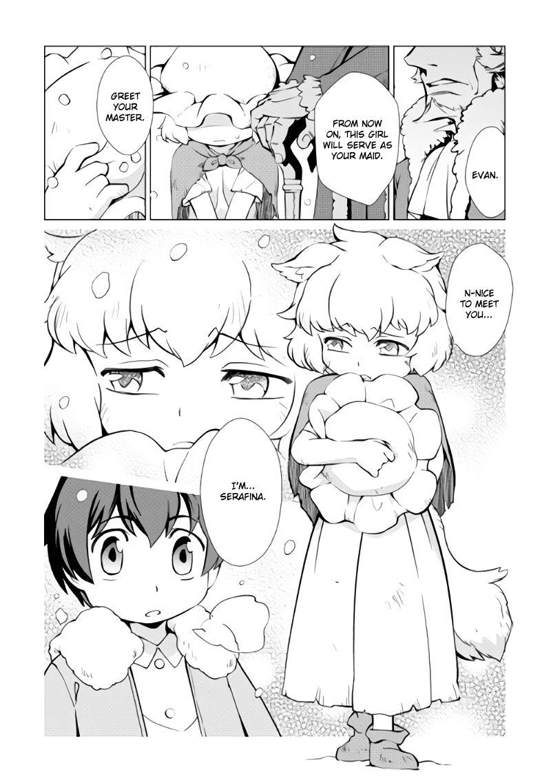 Isekai wo Seigyo Mahou de Kirihirake! 3 Page 2