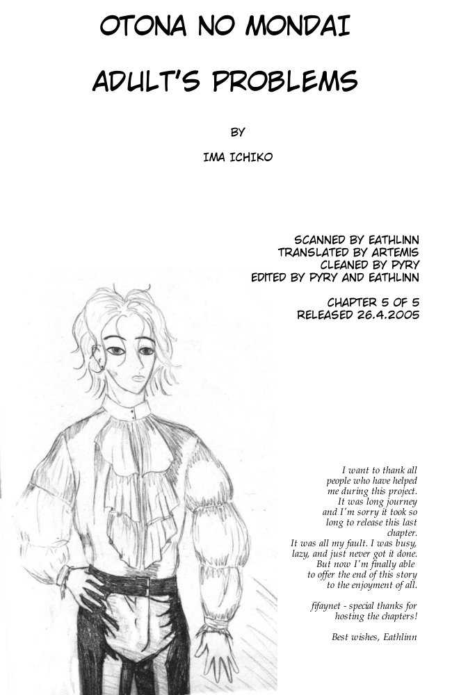 Otona no Mondai 5 Page 1