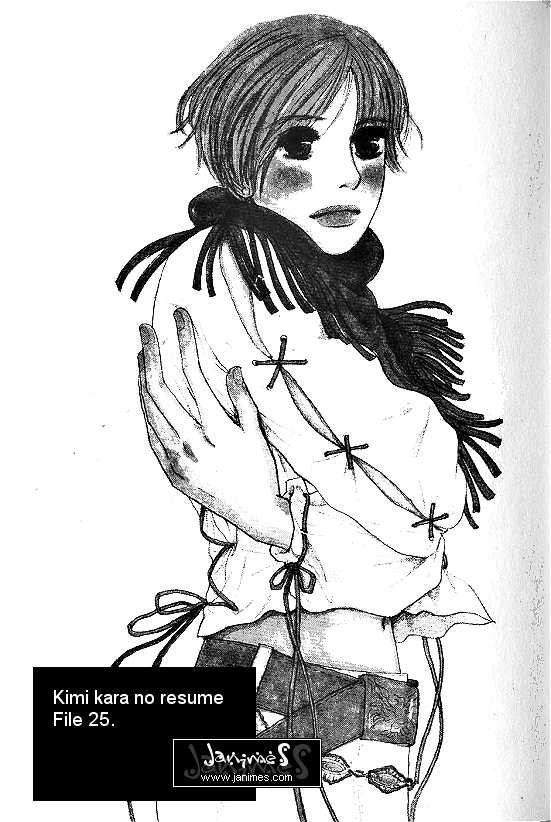 Kimi Kara no Resume 25 Page 1