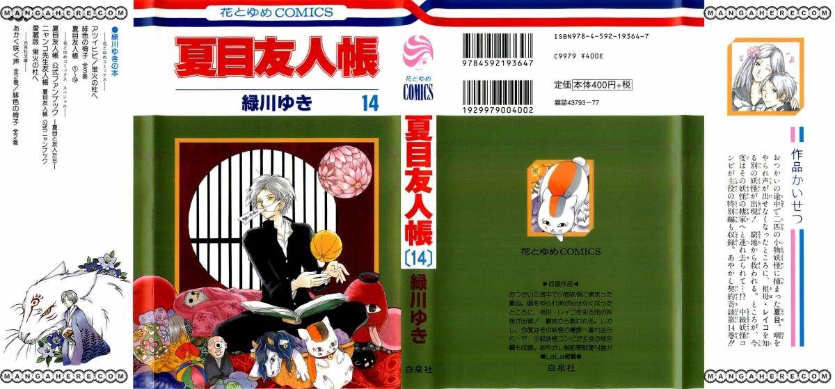 Natsume Yuujinchou 55 Page 2