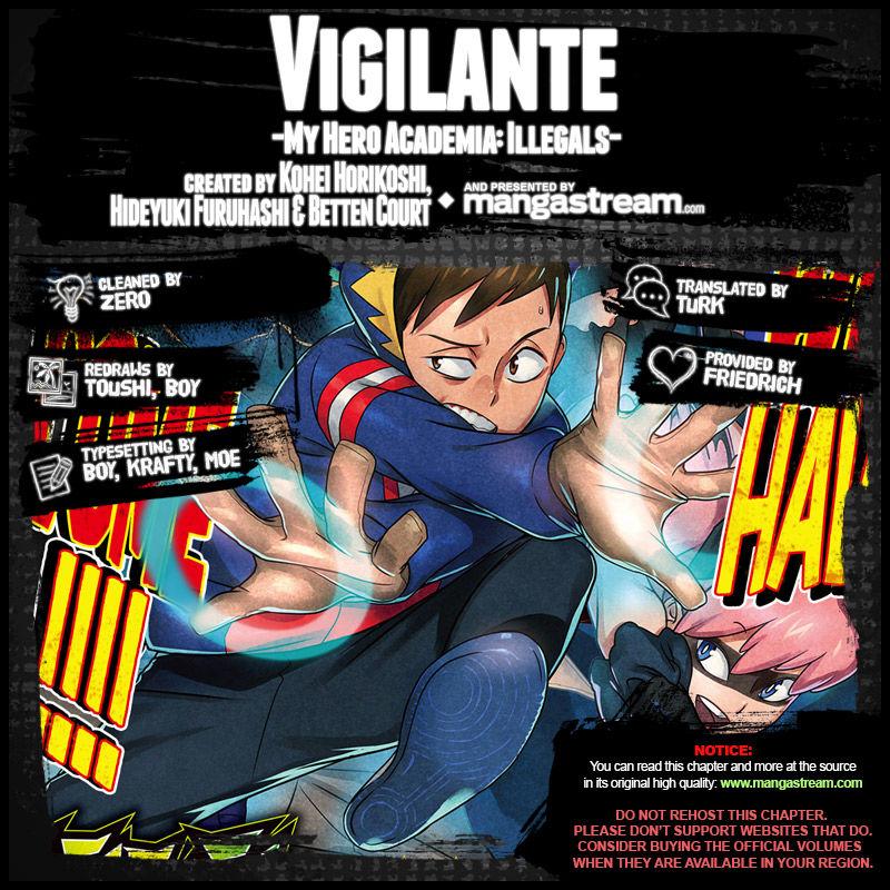 Vigilante: Boku no Hero Academia Illegals 6.6 Page 2
