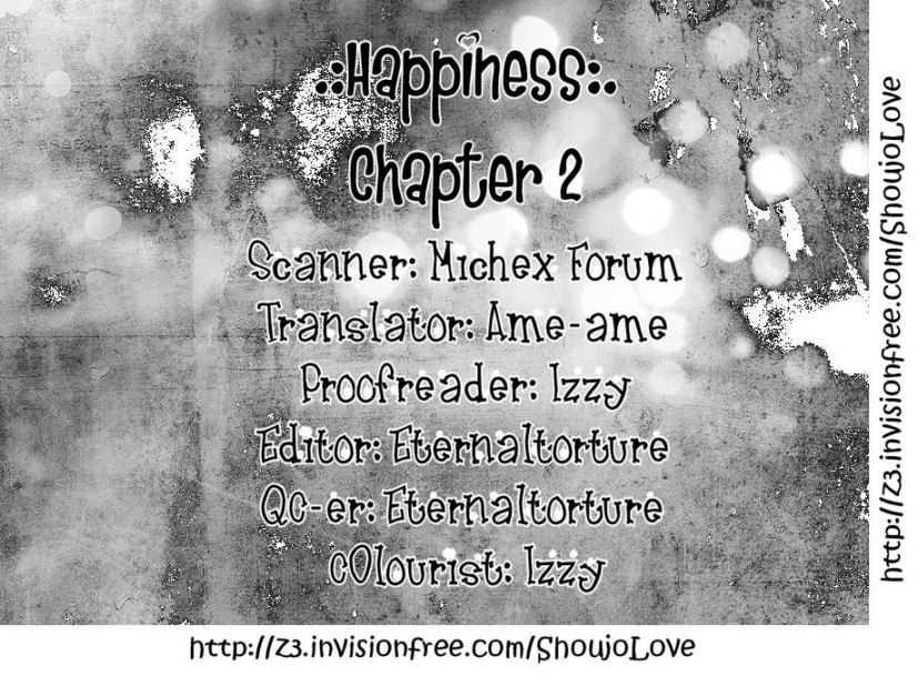 Happiness (YOSHIZUMI Wataru) 2 Page 2