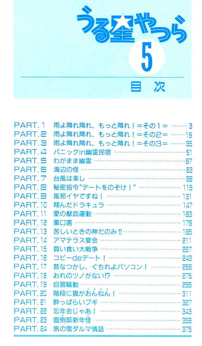 Urusei Yatsura 1 Page 2