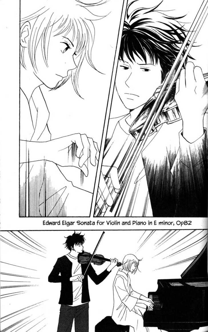 Nodame Cantabile 34 Page 3