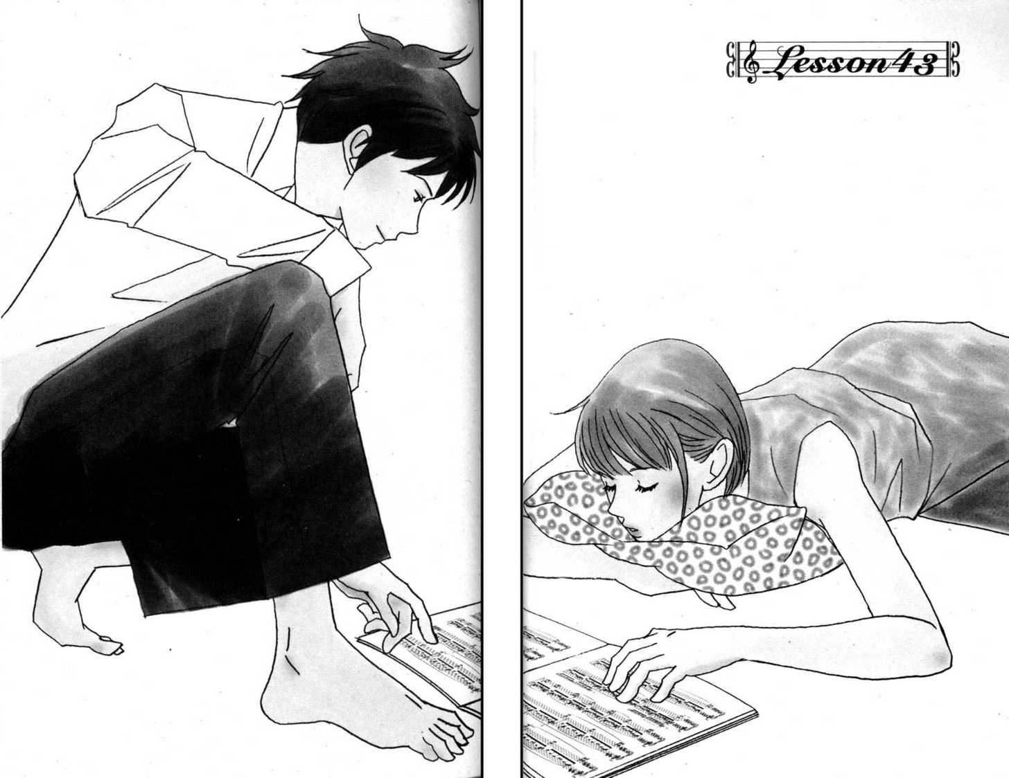 Nodame Cantabile 43 Page 1