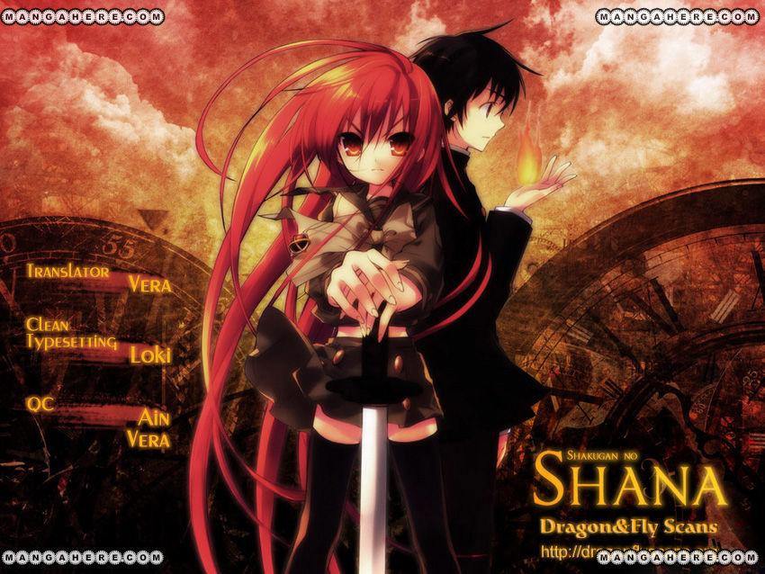 Shakugan no Shana 35 Page 1