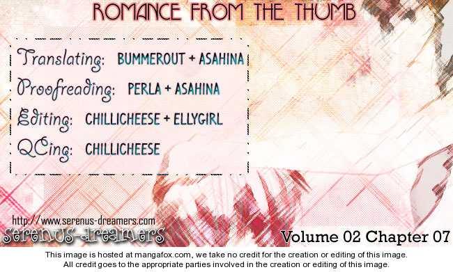 Oyayubi kara Romance 7 Page 1