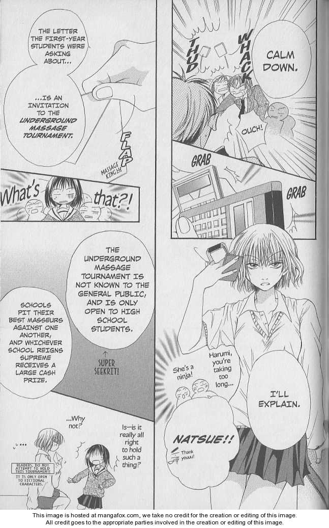 Oyayubi kara Romance 11 Page 3