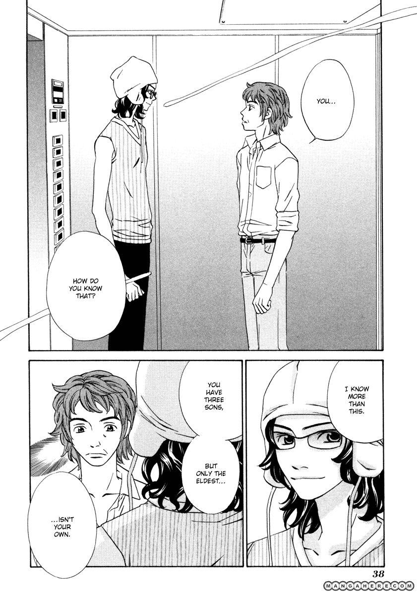 Shibutani-kun Tomo no Kai 22 Page 2