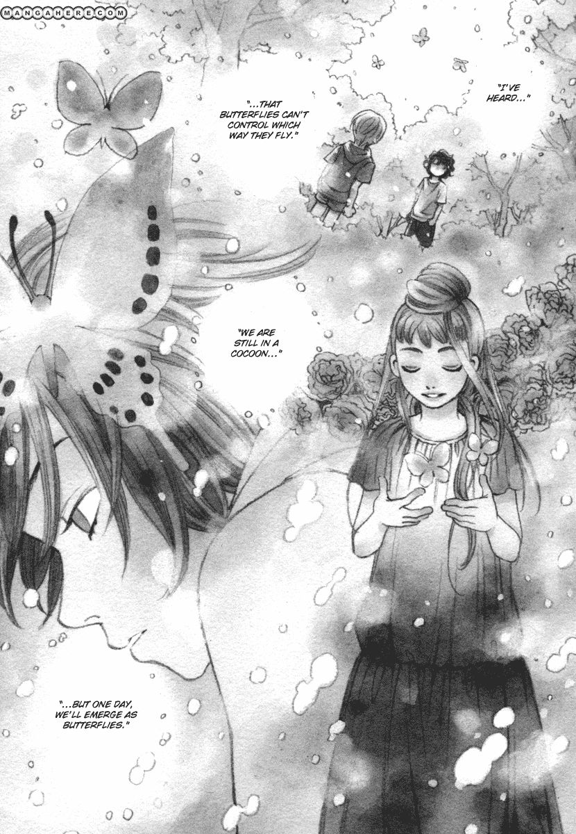Shibutani-kun Tomo no Kai 27 Page 1