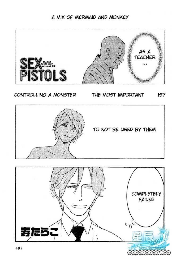 Sex Pistols 38 Page 1