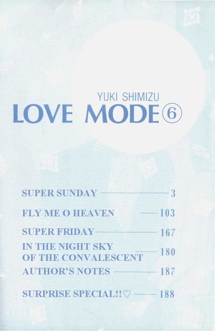 Love Mode 1.1 Page 2