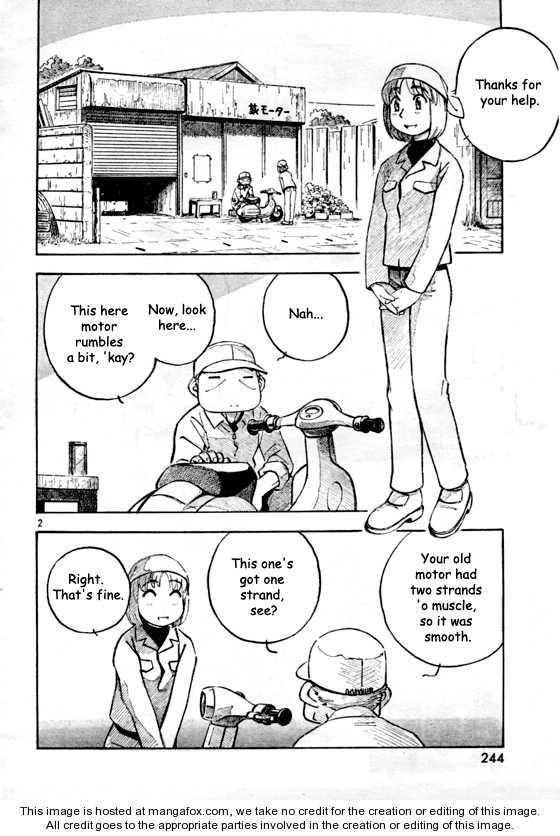 Yokohama Kaidashi Kikou 8 Page 2