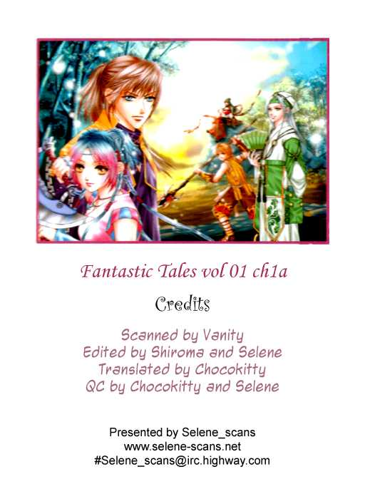 Fantastic Tales 1.1 Page 3