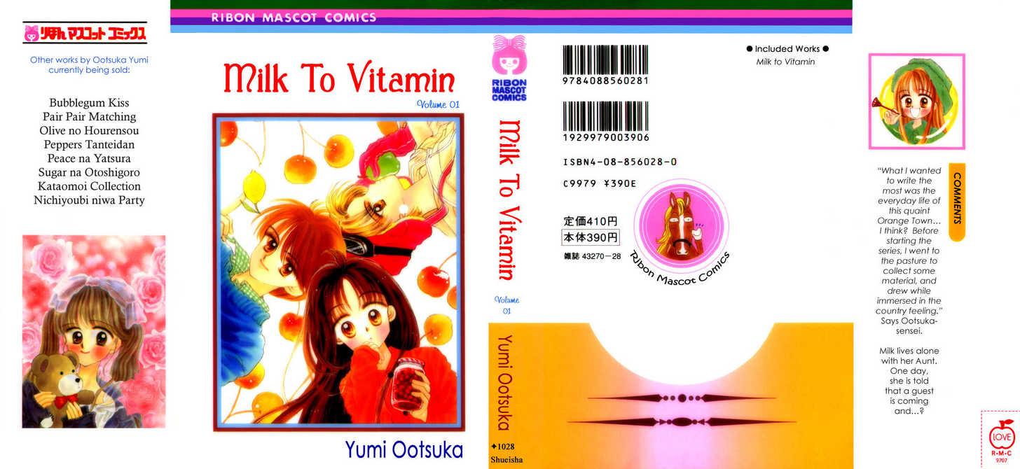 Milk To Vitamin 1 Page 2