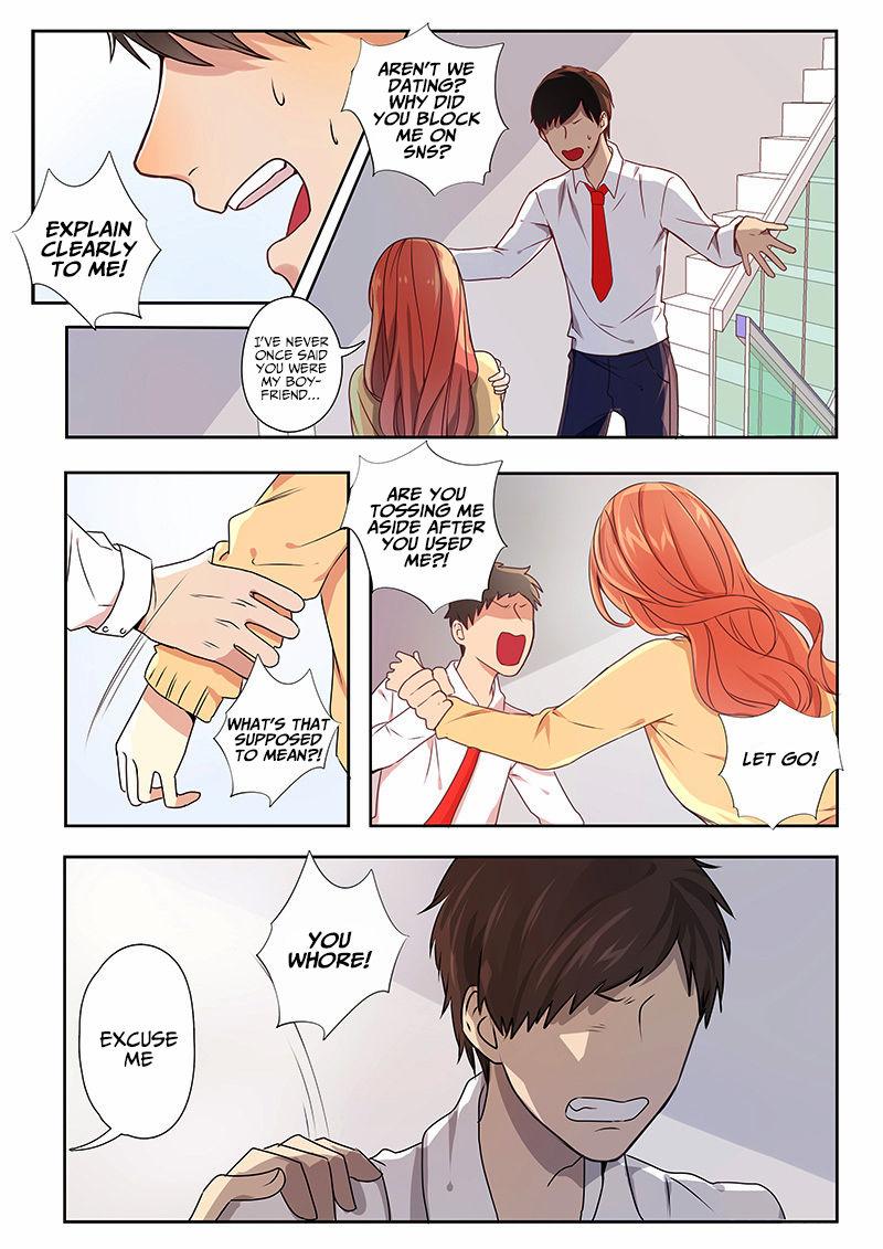 Kiss, Zekkou, Kiss Bokura no Baai 9 Page 2