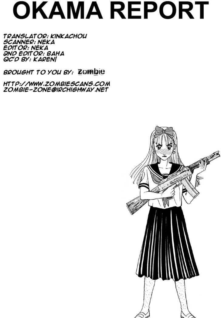 Okama Report 11 Page 1