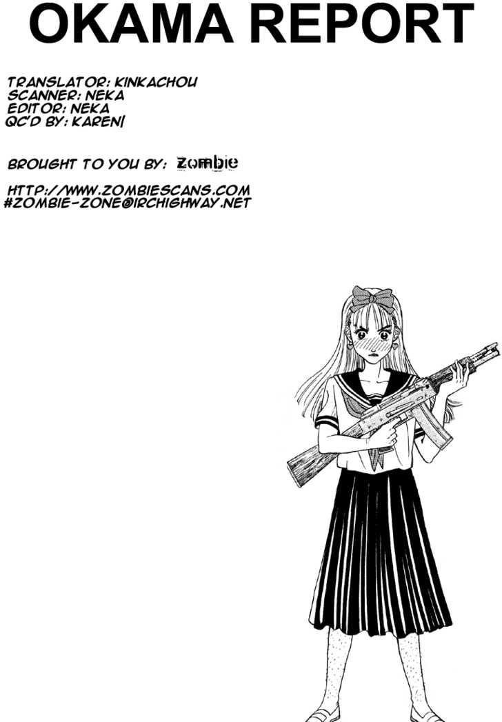 Okama Report 13 Page 1