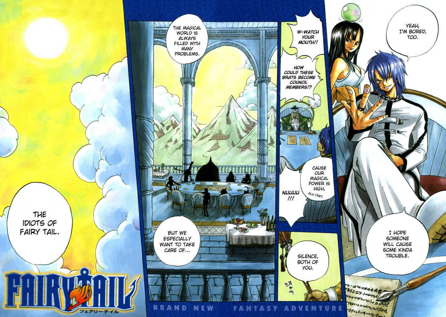 Fairy Tail 1 Page 2