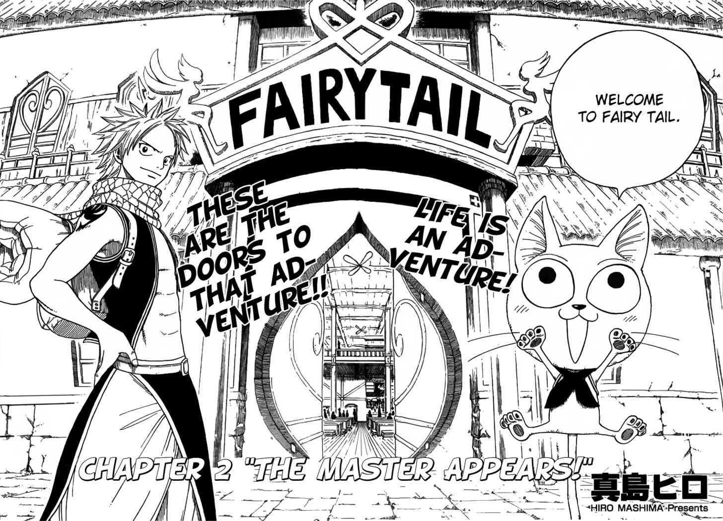 Fairy Tail 2 Page 2