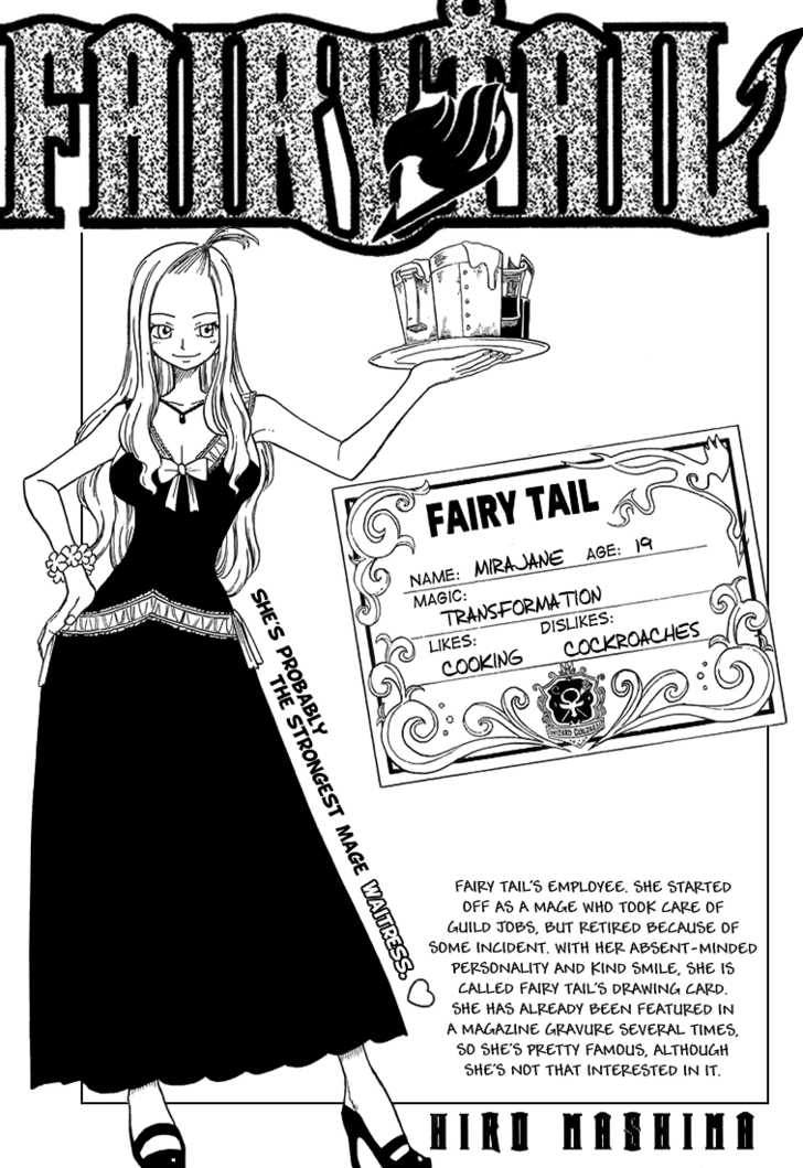 Fairy Tail 28 Page 1