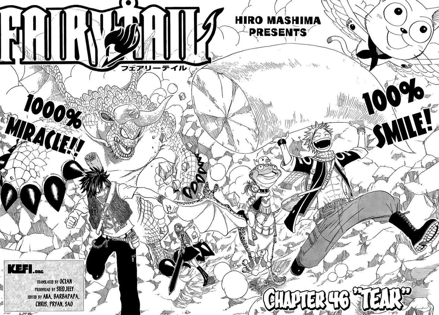 Fairy Tail 46 Page 2