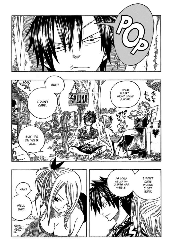 Fairy Tail 46 Page 3
