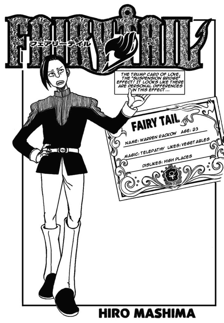 Fairy Tail 54 Page 1