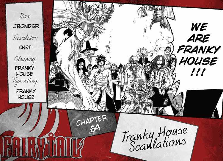 Fairy Tail 64 Page 1