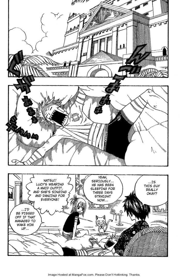 Fairy Tail 101 Page 2