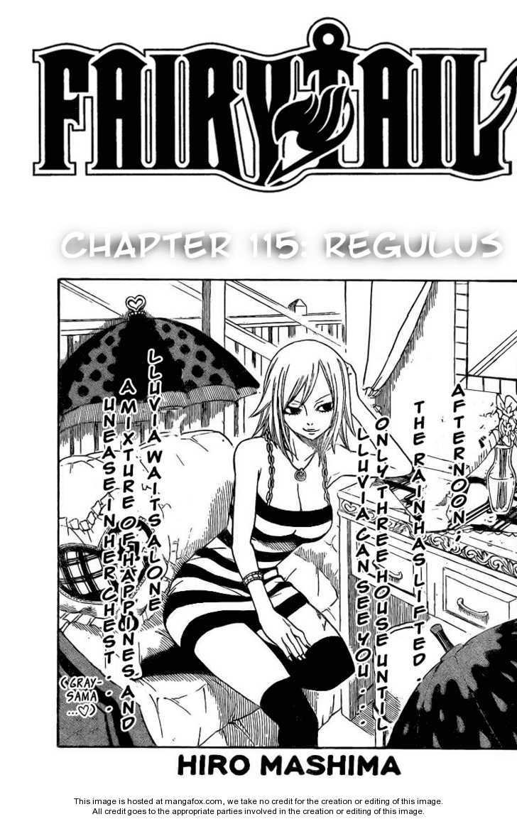 Fairy Tail 115 Page 1