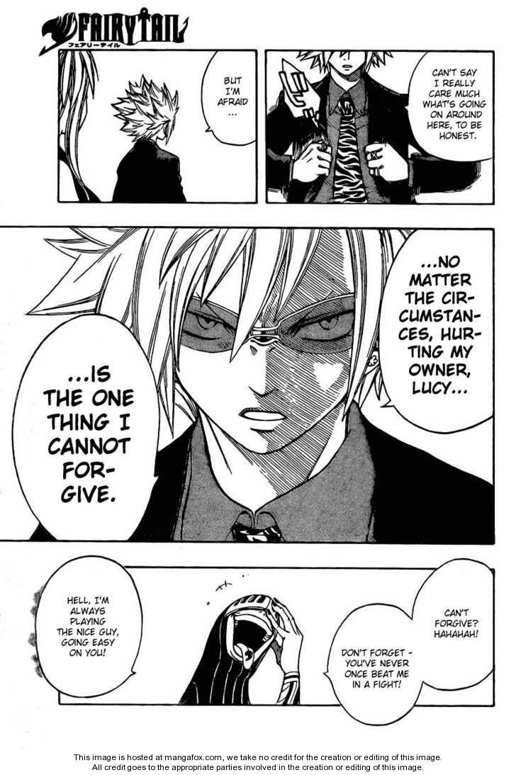 Fairy Tail 115 Page 3