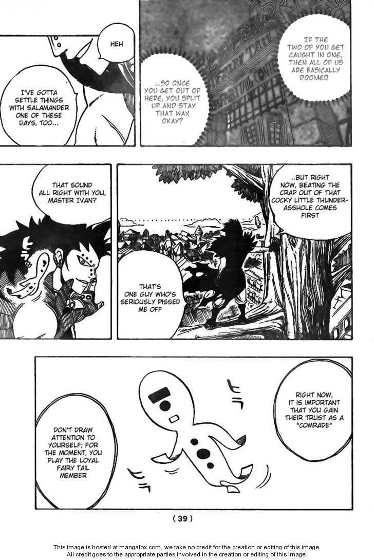 Fairy Tail 117 Page 3